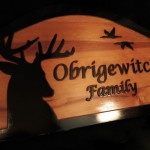 carved sign, gift, cnc wood sign